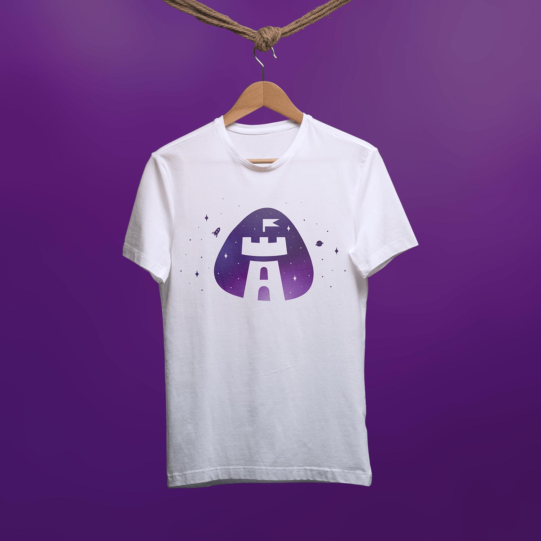 Тениска 'Космос'
